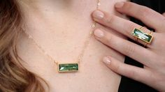 Spark compliments in Swarovski jewelry