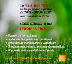 Cómo detectar las relaciones #tóxicas
