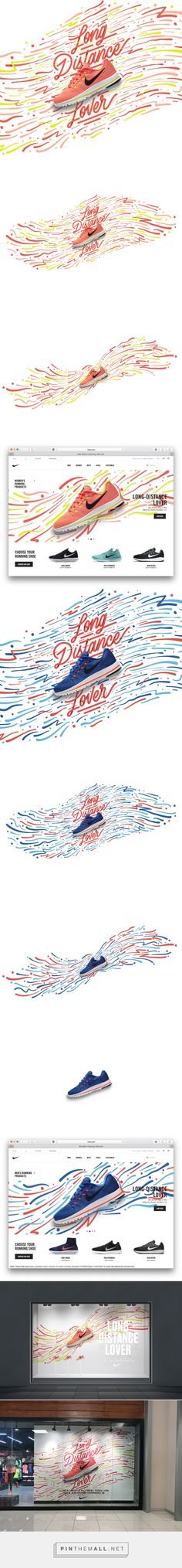 NIKE VOMERO 12 on Behance... - a grouped images picture - Pin Them All
