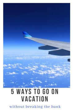 5 ways we go on vacation every year without breaking the bank - - Finance tips, saving money, budgeting planner Travel With Kids, Family Travel, Family Vacations, Travel Guides, Travel Tips, Travel Essentials, Road Trip Hacks, Saving Money, Saving Tips