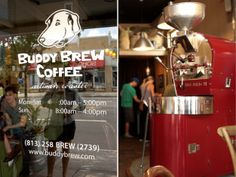 Buddy Brew Coffee in Tampa, FL | WithTheGrains.com