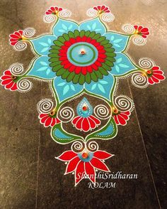 #kolam#blue                                                                                                                                                                                 More