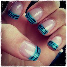Acrylic Nail Art Designs 41