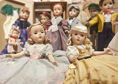 Rosalie Whyel Museum of Doll Art in downtown Bellevue will close on March 1. Will miss it so much