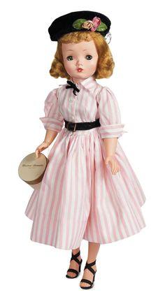 1950s Madame Alexander Doll