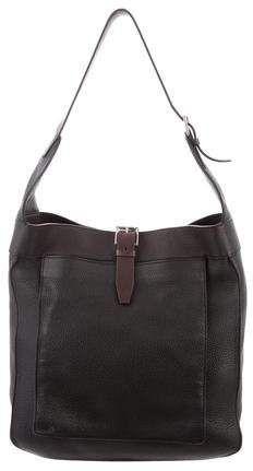 09c9d88b77 Vince Camuto Leather Hobo Handbag - Leany  BrownLeatherHandbags. See more.  Hermes Taurillon Clemence Marwari GM