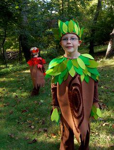 Карнавальные костюмы для детей из флиса и фетра