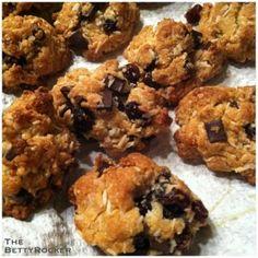 Betty Rocker   Chocolate Chunk, Coconut, and Raisin Cookies!!