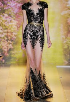 thefashionbubble:  Zuhair Murad Haute Couture Spring/Summer 2014, Details.