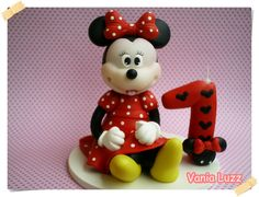 Minnie =) | by Sonho Doce Biscuit *Vania.Luzz*