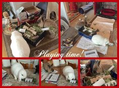 1/22/17 Thiihihihiii !! We had a party last night! And this is how our place looked like when mommy got up this morning...;) Thihihihihihiiiii!! She told us to clean up immediately, but that´s tooooo booooooring !!!! As you might see, the party isn´t over yet, do you want to join us?? Come on over!!! HAY FIVE AND HAVE A WONDERFUL SUNDAY!! Duncan & Dexter on D&D by Inger Johanne :)