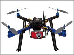 ... drones y que ha construido aviones tan ligeros que sólo pesan 32 for the next