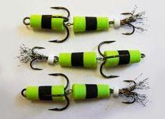 Рыбалка видео: Мандула своими руками – приманка на судака, щуку, ...