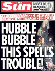 10 Shakespeare Plays As Sun Front Covers