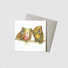 'The Confidante' greeting card is proudly designed, printed and packaged in Melbourne by graphic designer. Natalie Martin, Garden Gifts, Melbourne, Eco Friendly, Recycling, Greeting Cards, Graphic Design, Printed, Paper