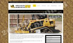 Website design: http