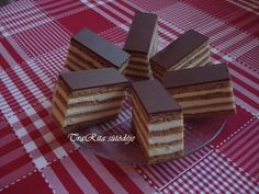 TraRita sütödéje és egyéb munkái : Mézes krémes