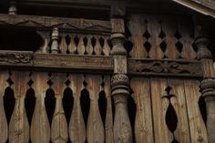 foldan-blaed:    Detail of storehouse from Grimsgard in Hallingdal, Norway (now…