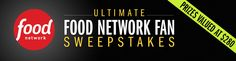 Register | Food Network Store http://www.foodnetworkstore.com/?v=ultimate-food-network-fan-sweepstakes