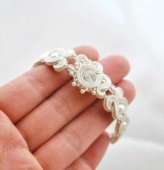 Sutasz - biżuteria ślubna - bransoletka