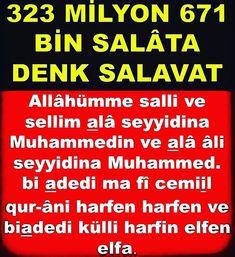 Ayet Hadis En Büyük Dualar   www.1ses.net - 1SES.NET Prayer Times, Daily Prayer, Muslim Beliefs, Everyday Prayers, Morning Light, Ramadan, Quran, Breakup