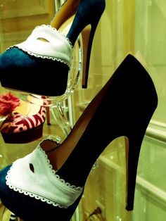 I LOVE THIS DESIGNER! Charlotte Olympia - Carnival Shoes #charlotteolympiaheelsuxuidesigner