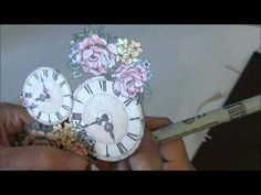 How to make a journal year book tutorial with A Ladies Diary part 5