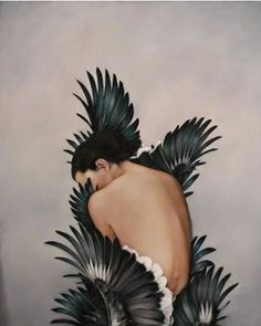 Surrealism and Visionary art: Amy JuddYou can find Visionary art and more on our website.Surrealism and Visionary art: Amy Judd Painting Inspiration, Art Inspo, Paintings Tumblr, Oil Paintings, Painting Art, Art Visionnaire, Art Du Monde, L'art Du Portrait, Visionary Art