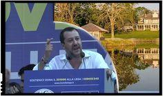 Matteo Salvini îi propune lui Richard Gere să-i găzduiască Richard Gere, Hollywood, Occult