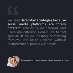 Upgrade Your Content Marketing OS With Planable Academy Feeling Special, People Like, Content Marketing, The Creator, Social Media, Feelings, Learning, Quotes, Quotations