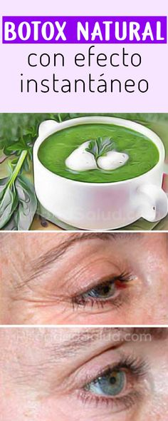 Botox natural altrernativo effective to chemicals and hyaluronic acid Skin Care Regimen, Skin Care Tips, Botox Forehead, Beauty Secrets, Beauty Hacks, Beauty Tips, Botox Before And After, Cucumber Beauty, Botulinum Toxin