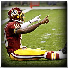 THE ABSOLUTE BEST THING TO HAPPEN TO THE REDSKINS IN MY LIFE......RG3