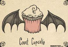 Count cupcake