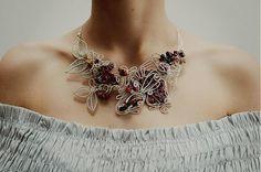 MaryKa / Jeseň či Jar, Zima zaspala Wire Jewelry, Jewellery, Jar, Design, Fashion, Moda, Jewels, Fashion Styles, Schmuck