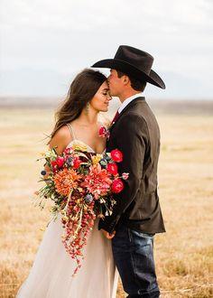 Wedding Pictures Wolfe wedding hattie Kason cowgirl chicks all american cowgirl chicks cowgirl magazine - Photo courtesy of Denim Wedding Poses, Wedding Tips, Wedding Events, Wedding Ceremony, Wedding Planning, Wedding Vendors, Wedding Dresses, Budget Wedding, Bride Poses
