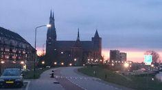 De kerk van Cuijk