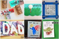 best fathers day cards kindy - Google Search