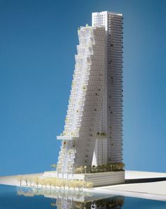 Moshe Safdie selected for Sri Lankan tower