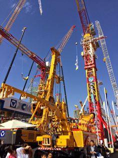 世界最大!建設機械国際見本市「bauma China」を視察してきました! | Mikata Press