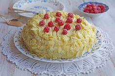 Просто и вкусно: Тыквенный торт с кокосом и миндалем