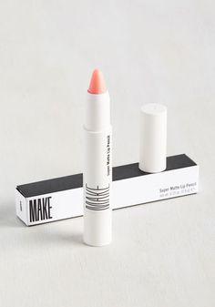 Ain't No Shine When She's On Super Matte Lip Pencil, @ModCloth