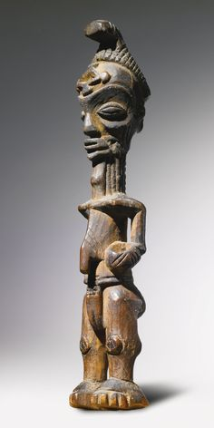 Luluwa Figure, Democratic Republic of the Congo | lot | Sotheby's