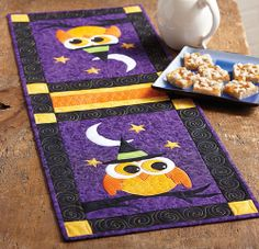 - Boo Whoo Table Runner Kit