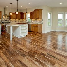 Wood Floors In Kitchen White Round Table Set Oak Flooring Hardwood Floor Ideas Perfect Color 34 Decomagz