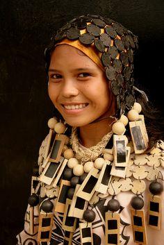 Asia - Philippines / Bohol Sandugo Festival by RURO photography Bohol, We Are The World, People Around The World, Beautiful World, Beautiful People, Beauty Around The World, Thinking Day, Folk Costume, Interesting Faces