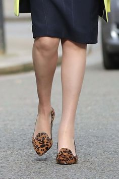 Theresa May & her shoes