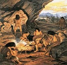 Utilización del fuego hace 1 millón de años aproximadamente.