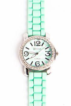 Mint Watch - LOVE