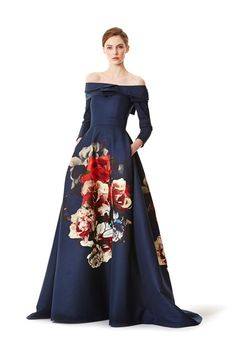 Caroline Herrera. I would wear this if I had somewhere to wear it to.