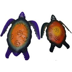 Auctionopia: Sea Turtles Wall Decor, Set of two